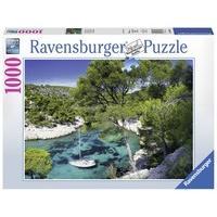Ravensburger Puzzle – 19632 – Les calanques de Cassis – 1000 Pieces