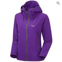 Rab Women\'s Sawtooth Jacket - Size: 16 - Colour: Orchid