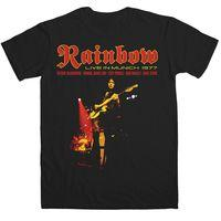 Rainbow T Shirt - Stage Lights