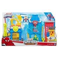 Rescue City Spider-man