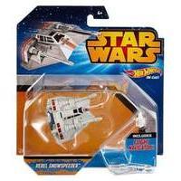 Rebel Snowspeeder Star Wars Hot Wheels Vehicle