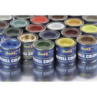 Revell 32107 Enamel Black Gloss Paint 14ml