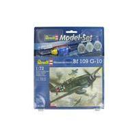Revell Messerschmitt BF-109 Model Kit 1:72