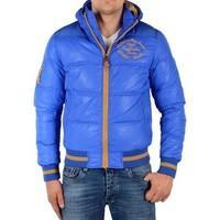 Redskins Jacket Elvin Galt Sport Blue men\'s Jacket in blue