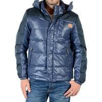 Redskins Jacket Cabey Galt Navy Blue men\'s Jacket in blue