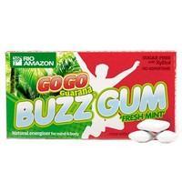 Rio Amazon GoGo Guarana Buzz Gum 10 Chicletspack