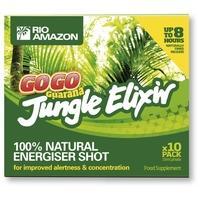 Rio Amaon GoGo Guarana Jungle Elixir Phials, 15ml