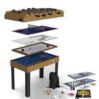 Riley 4ft 21 in 1 Multi Games Table