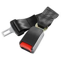 Rigid Car Seat Belt Seatbelts Extender Longer Buckle Safety Extension 25cm