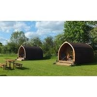 Rosebud Meadow, Worcestershire: 1-3 Night Glamping Pod Stay for Two