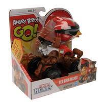 Rovio Angry Birds PLayskool Heroes Red Bird Basher