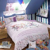 Roald Dahl Roald Dahl Charlie Multicolour Single Bed Set