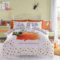 Roald Dahl James & The Giant Peach Multicolour Single Bed Set