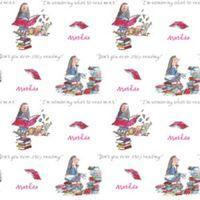 Roald Dahl Matilda Wallpaper