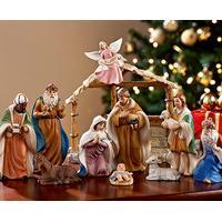 Royal Doulton Nativity Scene