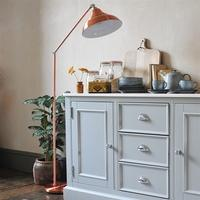 Robinson Floor Lamp - Copper