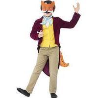 Roald Dahl - Fantastic Mr Fox Costume