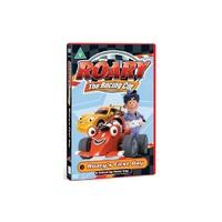 Roary The Racing Car-Roary\'s First Day