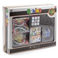 Rubik\'s 40th Anniversary Collection Box Signature Edition 3 Pack - Damaged