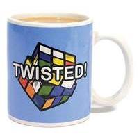 Rubik\'s Cube Twisted 300ml Mug