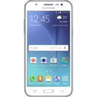 Samsung Galaxy J5 (2016) (16GB White) on 4GEE Essential 2GB (24 Month(s) contract) with 1000 mins; UNLIMITED texts; 2000MB of 4G Double-Speed data. £3