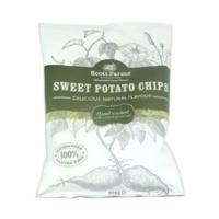 Scott Farms Variety Sweet Potato Chips 100 g (1 x 100g)