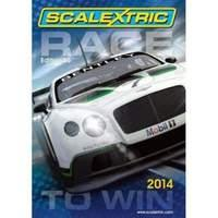 Scalextric Catalogue 2015