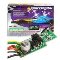 Scalextric Digital Incar Conversion Digital Chip A Single Seat Cars 1:32 Scale