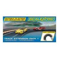 Scalextric Track Extension Pack 1 - Racing Curve 1:32