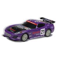 Scalextric C3475 GT Lightning Purple
