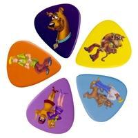 Scooby-Doo Guitar Plectrum Set