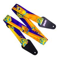 Scooby-Doo! Fabric Guitar Strap