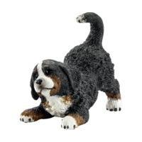 Schleich Bernese Mountain Dog Puppy