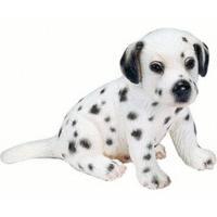 Schleich Dalmatian puppy, sitting