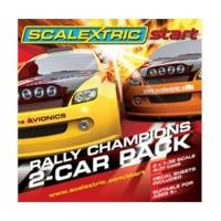 ScaleXtric Scalextric Start Rally Champions Twin Pack (C3259)