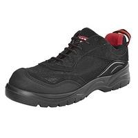 Scan FWCARA12 UK 12/Euro 46 Caracal Safety Trainer - Black
