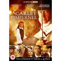 Scarlet Pimpernel - The Complete Series 1 & 2 [DVD] [1999]