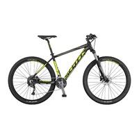 Scott Aspect 940 Black/Yellow - 2017 Mountain Bike