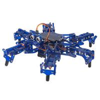 Seeed 110990136 Hexy Hexapod Arduino Powered Robotics Kit