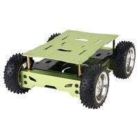 Seeed 110010000 4WD Hercules Robotics Platform Includes Motors and...
