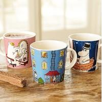 Set of 3 Moomin Mugs