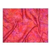 Sew Simple Marbled Batik Quilting Fabric 40