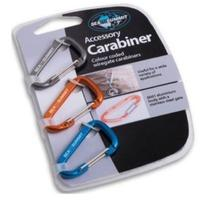 SEA TO SUMMIT MINI ACCESSORY CARABINER SET (PACK OF 3)