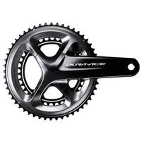 Shimano Dura Ace 9100 Chainset - Black / 34/50 / 175mm / 11 Speed
