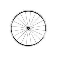 Shimano RS010 700C Front Road Wheel | Black - Aluminium