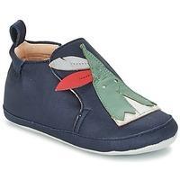 Shoo Pom CHOU TIPI boys\'s Baby Slippers in blue
