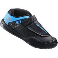 Shimano - AM9 SPD MTB Shoes Black/Blue 41