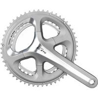 Shimano - 105 Silver 5800 11Spd Chainset Compact 165 34/50