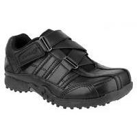 SK91664 Velcro School Shoes