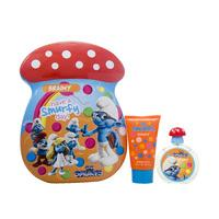 Smurfs Brainy 2pce Gift Set 50ml Edt 75ml S/gel
